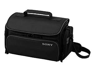 Sony LCS-U30 Housse de transport pour Appareil Photo Reflex/Caméscope Noir