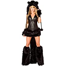 Amazones disfraz de gata para mujer