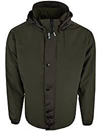 Weekend Offender Hoskins Hooded Jacket