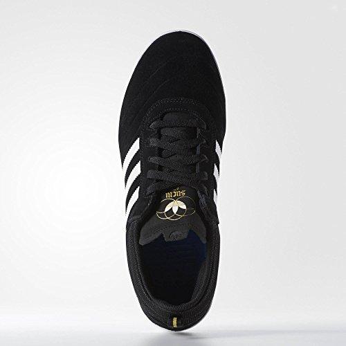 Adidas Suciu Adv - Schwarz / WeiÃ?-metallic Gold, 8,5 D Us Black / White-Metallic Gold