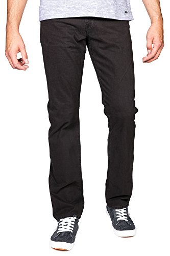 Redman Pantalon toile,regular fit, homme, Noah Merino. Brun