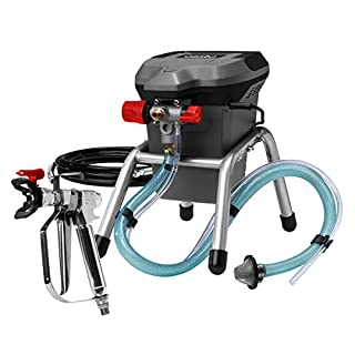Ozito 700w Airless Paint Sprayer Internal/External Use Oil & Waterbased Paints