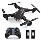 Virhuck FPV RC Drone with 720P HD Wi-Fi Camera Live Video 2.4GHz 6-Axis