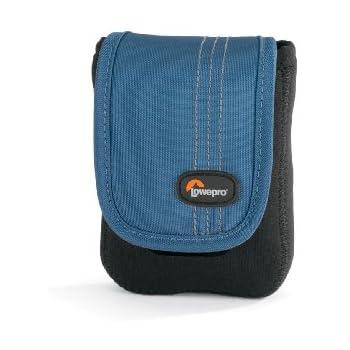 Lowepro Dublin 20 Pouch for Camera - Black/Arctic Blue