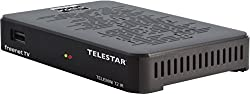 Telestar Telemini T2 Ir Dvb-t2 Dvb-c Hd Receiver Mit Irdeto Entschlüsselung (Inkl. 3 Monate Freenet Tv, H.265hevc, Kabel Epmfang,, Hdmi, Av-out,lan, Usb) Schwarz
