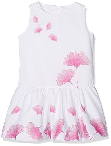 Conguitos Mädchen Vestido Niña Flores Rosa Kleid, Rosa, 146 (Herstellergröße: 12A) (Ninas Vestido De)