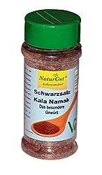 Schwarzsalz, Kala Namak, gemahlen