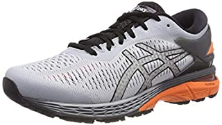 Asics Men's Gel-Kayano 25 Running Shoes,Grey (Mid Grey/Red Snapper 022) ,8 UK (42.5 EU) (B07KS4YL58) | Amazon price tracker / tracking, Amazon price history charts, Amazon price watches, Amazon price drop alerts