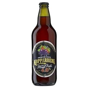 Kopparberg - Mixed Fruit - Premium Swedish Cider - 15x500ml Bottles