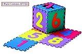 Eva Puzzle Mat 10 Mm Thick Shockproof Ev...