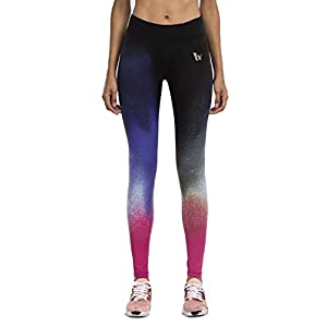 415ycfa35yL. SS300  - Fringoo ® Women's Compression Leggings Workout Tights Running Fitness Pillates Yoga Pants Base Layer Bottom S/M/L/XL…
