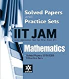 IIT JAM  (Joint Admission test for M. Sc. From IITs) - Mathematics (Old Edition)
