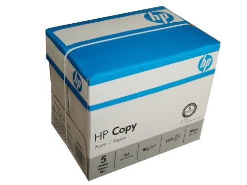 Preisvergleich Produktbild 100.000 100000 SEITEN BLATT HP HEWLETT PACKARD KOPIERPAPIER DRUCKERPAPIER PAPIER weiß A4 80g/m² für LASERDRUCKER