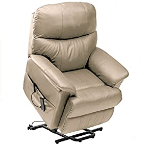 Ability Superstore Single Motor Lars Riser/Recliner Chair