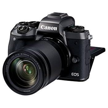 Canon EOS M5 - Cámara sin Espejo compacta de 24,2 MP (Pantalla ...