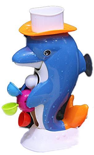 Black temptation giocattoli da bagno per bambini giocattoli per animali da mare squirter toys for baby child#380