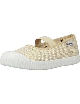 Victoria Zapatillas Para Niña, Color Gold, Marca, Modelo Zapatillas Para Niña 1366102 Gold