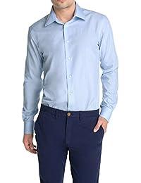 ESPRIT Collection Herren Slim Fit Businesshemd 995EO2F901