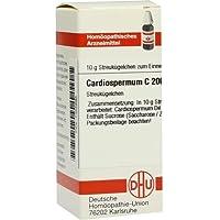 CARDIOSPERMUM C200 10g Globuli PZN:7455695 preisvergleich bei billige-tabletten.eu