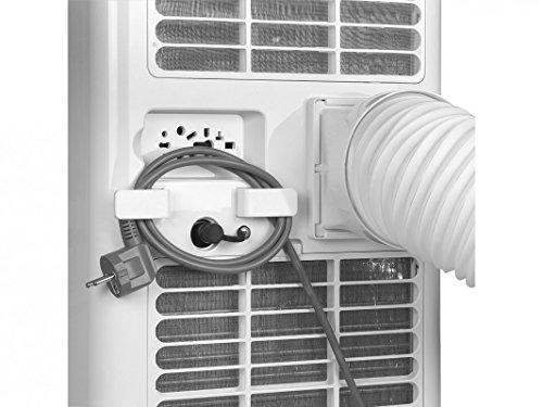 Mobile Klimaanlage Eurom Polar 7000 BTU Klimagerät Büro Wohnung Wohnwagen Camping - 5
