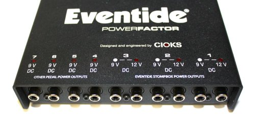 EVENTIDE POWER FACTOR Electric guitar effects Other pedals and effects