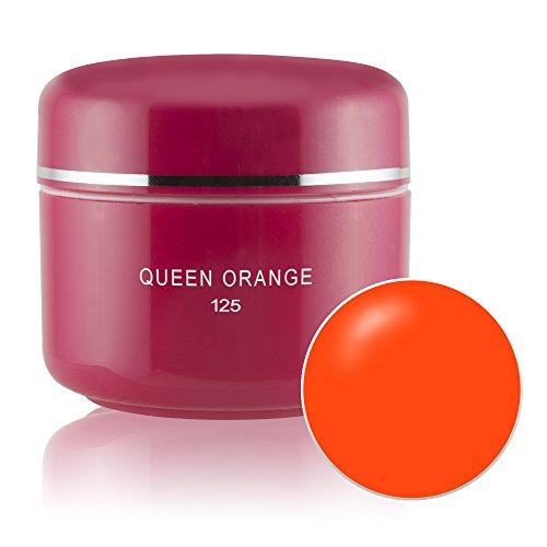 Sun Garden Nails - Gel UV de couleur Queen Orange 125