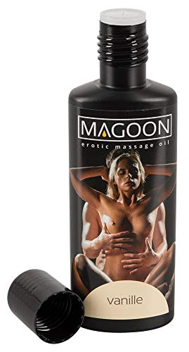Magoon Vanille Massage-Öl, 100 ml