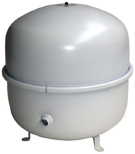Reflex Winkelmann 7210600 Ausdehnungsgefäß Reflex N weiß, 120 GradC, DIN 4751 N 80, 6.0 bar