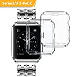 NotoCity Apple Case TPU de Protection Cas de Montre de la Couverture Ultra-Mince pour...
