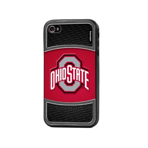 keyscaper Handy Schutzhülle für Apple iPhone 4/4S–Ohio State - State-geschenk-tasche Ohio