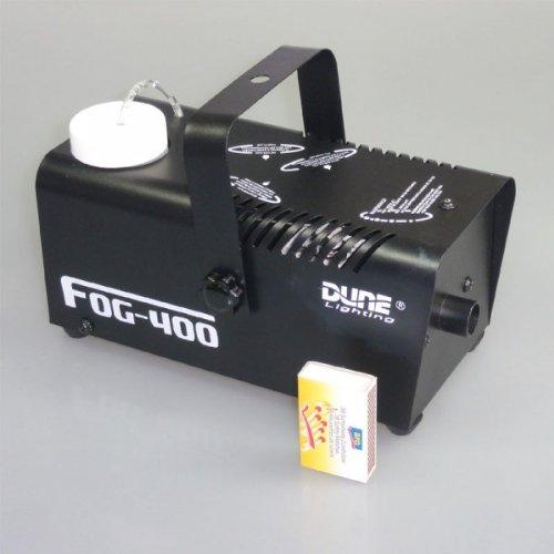 Große Nebelmaschine (Winzige Micro Mini Nebelmaschine 400 W - nur 1,3)