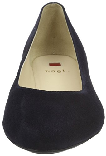 Högl 2- 10 4202, Escarpins femme Bleu - Blau (3500)