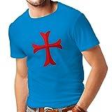 Best Livres pour 5s Âge - lepni.me T-shirt pour hommes Chevalière Croix Rouge les Review