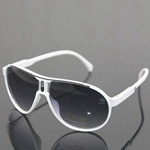 Bianco elegante Cool Bambino Bambini UV400occhiali da sole Shades-Occhiali