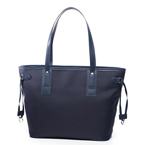 Borsa a tracolla singola/borsa di tela/borsetta/ol borsa pendolari/impermeabile borsa grande semplice-C A