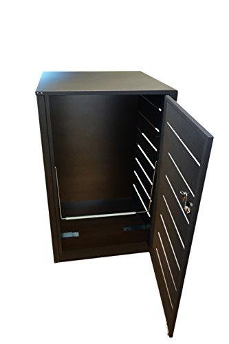 Müllbehälterverkleidung, Model Lendobox - 3