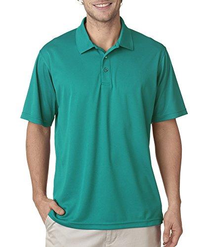 Herren Cool & Dry Mesh Piqué Polo (8210) Grün - Jadegrün
