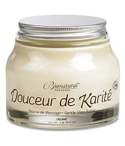 Bionatural Douceur de Karité beurre de massage 150ml