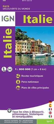 86110 Italie 1/800.000