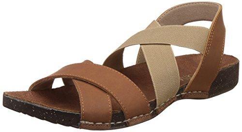 Catwalk Women's Brown Fashion Sandals - 4 UK/India (36 EU)