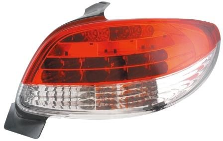back-rear-tail-lights-lamps-red-clear-crystal-look-led-pair-for-peugeot-206