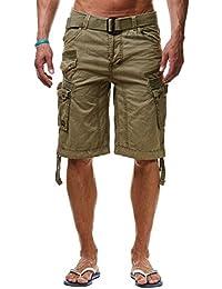 49e997bebf19 Shorts Geographical Norway Shorts pour Hommes hommes Sweatshorts Shorts  cargo Bermudas
