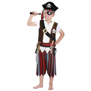 Riethmueller ccs00008-Set Pirate Costume with Accessories-