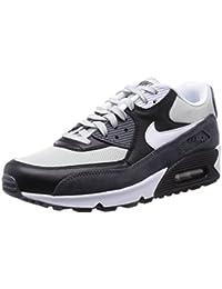 Nike Air Max 90 537384, Hombre Zapatillas Deportivas Entrenamiento