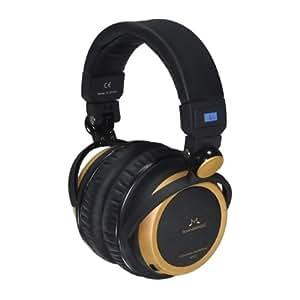SoundMAGIC WP10 Digital Wireless Headphone with DAC - Gold