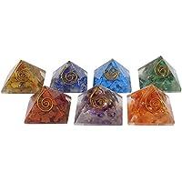 Harmonize Spirituelle Geschenk Pyramide 7 Chakra Reiki-Energie-Generator - 7 Stück preisvergleich bei billige-tabletten.eu