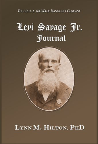 Levi Savage Jr. Journal