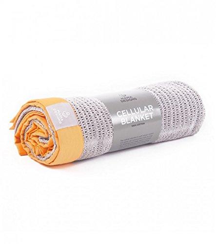 mama-designs-baby-decke-zellstruktur-grau-orange