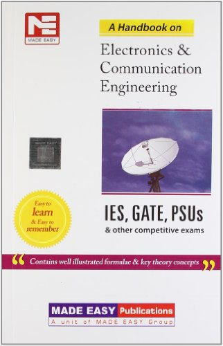 A Handbook on Electronics & Communication Engineering (Old Edition)