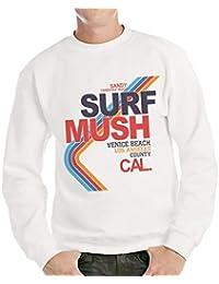 Sweatshirt Surf Mush Venice Beach Los Angeles County - MUSH by Mush Dress Your Style